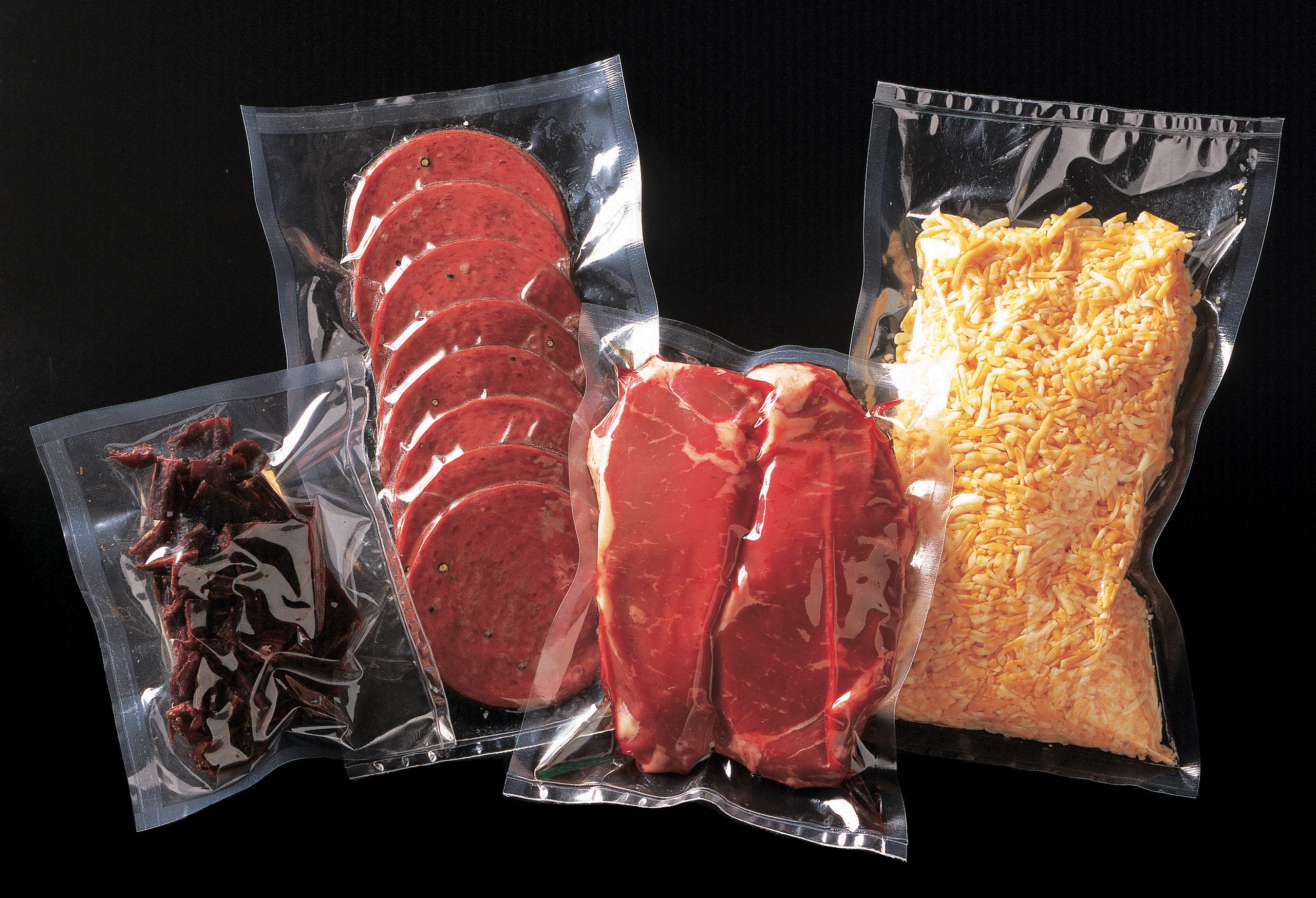 Assorted Foods Standard Vacuum Bags